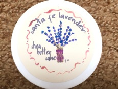 Santa Fe Lavender Salve